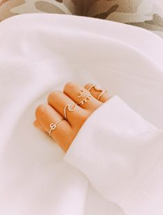 Nail Jewelry, Trendy Jewelry, Dainty Jewelry, Simple Jewelry, Cute Jewelry, Jewelery, Jewelry Accessories, Fashion Accessories, Fashion Jewelry