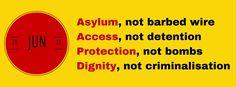 Worlds Refugees Day... Pray for them.. #RefugeDay #WorldRefugeDay #HumanRights #WithRefugees