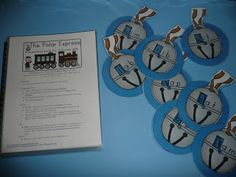 """There are tons of activities and crafts to go along with """"The Polar Express"""" on Pinterest."""
