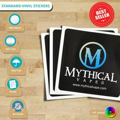Grab Our Transparent Stickers Today Our Clear Waterproof Labels - Custom vinyl stickers chicago