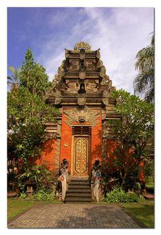 Ubud Palace, Ubud, Bali