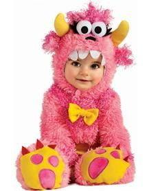Pinky Winky Monster Infants Costume