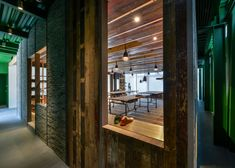 Camper Shanghai showroom and office by Neri