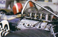Jo Siffert, Lotus 49, 1968, Rob Walker Racing Team
