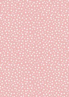 Fairy Lights Glow Sparkles Dusky Pink - 1/4 yard