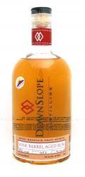 DownSlope Wine Barrel Aged Rum label unavailable