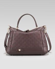 Gucci Mayfair Small Top Handle Bag