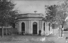 2nd Drysdale Post Office - rented premises in the old Colonial Bank, cnr Murradoc Road and High Street