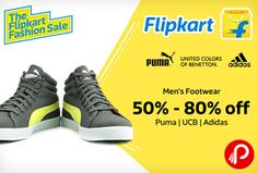 The Flipkart Fashion Sale offers 50% – 80% off on Puma, UCB, · Adidas MenAdidas  ShoesShoes ...