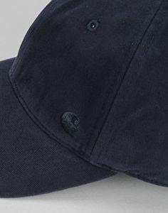 6a283f00cb4 Carhartt Madison Cap - Duke Blue Visor Cap
