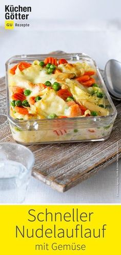 Great recipe for quick pasta bake with vegetables. Great recipe for quick pasta bake with vegetables. Chicken Recipes Dairy Free, Chicken Pasta Recipes, Healthy Chicken Recipes, Veggie Recipes, Great Recipes, Salad Recipes For Dinner, Healthy Salad Recipes, Vegetable Soup Healthy, Easy Meals