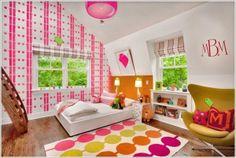 Cameretta multicolore per bambini
