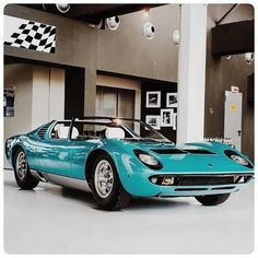 """DIE CAST /"""" LAMBORGHINI MIURA SV 1971 /"""" 100 ANNI DELL/' AUTOMOBILE"""