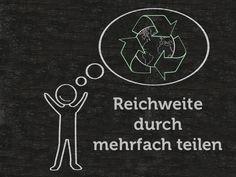Content Recycling: Reichweite steigern