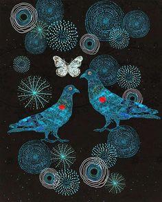 Doknommeaw : ilustração e bordado