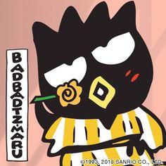 Badtz-maru Sanrio Characters, Disney Characters, Fictional Characters, Comic Strips, Hello Kitty, Minnie Mouse, Comics, Wallpaper, Cute
