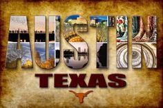 ❤️ My City!  #Austin #Texas