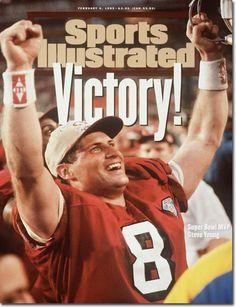 February 6, 1995 - The San Francisco 49ers, Superbowl XXIX Champions.