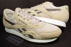 148e558862e Reebok Classic - I remember these because me and my brother both got a pair  at