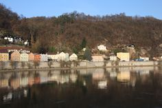 Lovely German town of Passau.