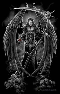 Mrs. Reaper