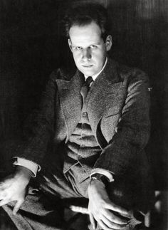 Serge M. Eisenstein, 1926. germaine krull