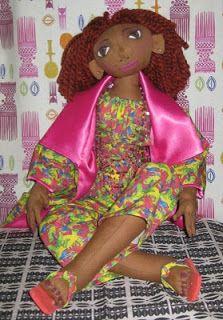 African fabrics b6 Kweli