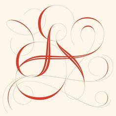 Work by @nunodi_as  Follow us: @goodtypography #type #typography #lettering #calligraphy #goodtype #thedailytype #calligritype #typespire #typographyinspire #