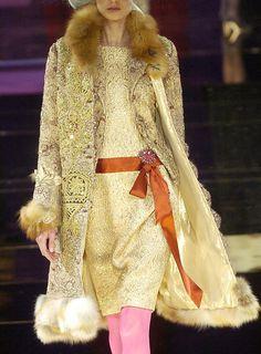 Christian Lacroix Haute Couture Autumn 2004