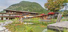 Färbinger Mühlpointhof, Familien- und Vitalhotel Lofer   Land Salzburg - Wellness, Wanderurlaub, Ski, Snowboard und Familienurlaub in Lofer