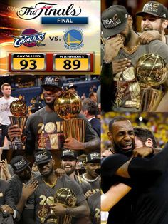 @KingJames brought the first championship for the Cleveland. I❤️U.#nbafinals2016…