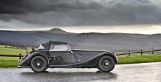 Morgan -+4My father raced them. The first car I learned to drive was a Morgan just like this but dark brown. KK