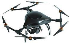 Versadrones Versa X6 aerial photography hexacopter drone