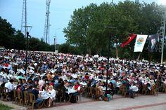 41 Yıllık OMÜ'de Bir İlk: Ondokuz Mayıs Üniversitesi (OMÜ) öğrencileri için hazırlanan iftar programında 3 bin öğrenciyi dev iftar…