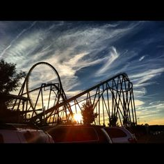 Six Flags Great Adventure in Jackson, NJ