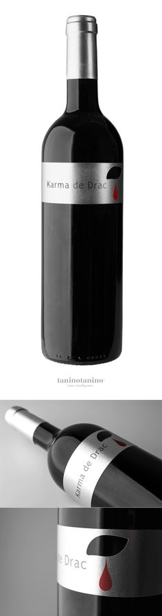 Karma de Drac 2010 BODEGA LOS TROBADORES DO. MONTSANT - TANINOTANINO VINOS INTELIGENTES / wine of spain