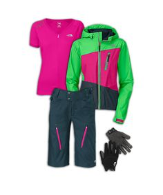 Clothes for hiking!