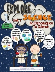 Exploring Science (Mix of Old and New-Next Gen.) with an Integration to the Common Core RI.2.1, RI.3.1, RI.2.6 by Trina R. Dralus ($)