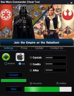 Star Wars Commander Hack  Star Wars Commander Hack (Android/iOS) - HacksBook http://www.hacksbook.com/star-wars-commander-hack-androidios