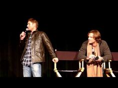 Jensen Ackles talks about Dean's relationship with Castiel and working with Misha at the 2011 Supernatural San Francisco Convention.