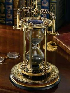 Gatsbywise - One of the earliest and most simple forms of time keeping -