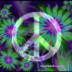 Peace baby......