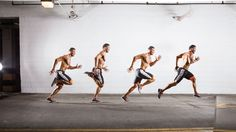 Maximize your fat-burning efficiency with high-intensity interval training.