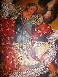 Colonial, Pintura, Art, Apocalypse, San Miguel
