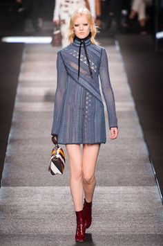 Pin for Later: Hop On the Louis Vuitton Spaceship and Travel Through Time Louis Vuitton Spring 2015