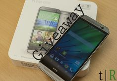 HTC ONE M8 Giveaway [International] - tech|Redefined