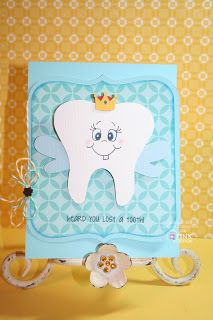 Melisa's Crafty Creations: Heard you lost a tooth