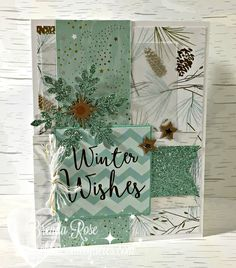 Brenda Rose, Close To My Heart Independent Consultant - What a really pretty card from Brenda - I think that we both love the Oh Deer! Collection a LOT! Xmas Cards, Holiday Cards, Xmas Theme, Christmas Paper Crafts, Oh Deer, Christmas Deer, Heart Cards, Winter Cards, Pretty Cards