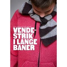 VendeStrik i Lange Baner; køb strikkebogen af Sofie og Hanne Meedom hos STOFogSTUFF.dk