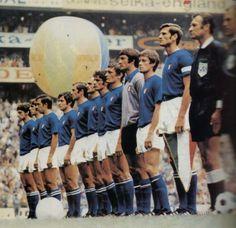 MONDIALI DI CALCIO 1970